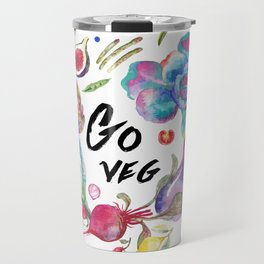 Go veg Travel Mug