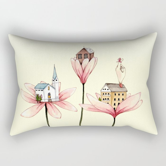 Pretty Little Things Rectangular Pillow