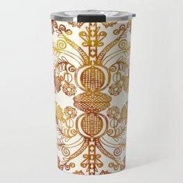 Vintage Design Travel Mug