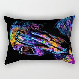 5 Of Cups - Beauty By Tarot Deck Rectangular Pillow