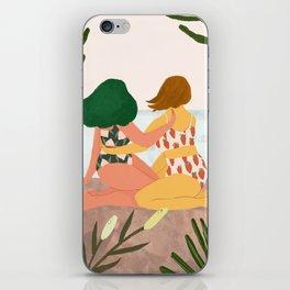 Sandcastles iPhone Skin