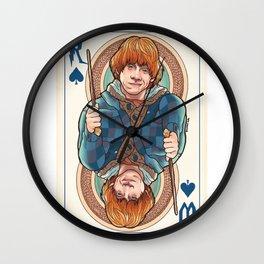 RW card Wall Clock