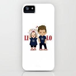 Lilo - Cute Version iPhone Case