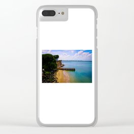 # 157 Clear iPhone Case