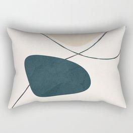 Wildline I Rectangular Pillow