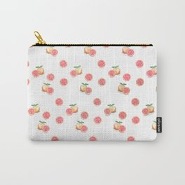 Grapefruit Pattern Carry-All Pouch