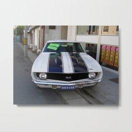 Chevrolet Camaro Z/28 1966-1969 Metal Print