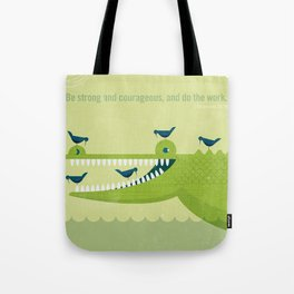 Do The Work Tote Bag
