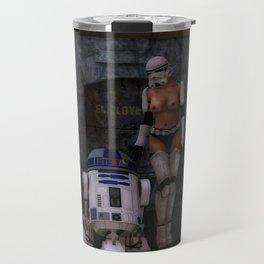 Sexy Sci-Fi Travel Mug