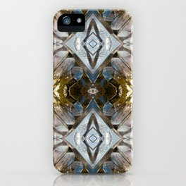 Pattern 38 - Ice iPhone Case