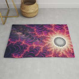 Occurrence in the Aether: The Cosmic Fractal Shapes a New World Rug