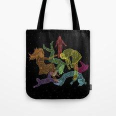 Sleep Paralysis Ball  Tote Bag