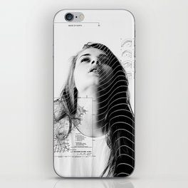 MADE OF EARTH iPhone Skin