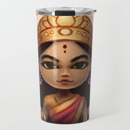 Lakshmi Travel Mug