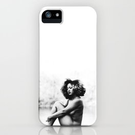 FIGURE // XXIV iPhone Case