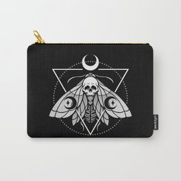 Mystic Moth Carry-All Pouch