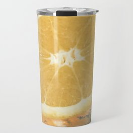 Orange Juice Travel Mug
