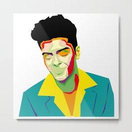 Bruno Metal Print