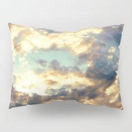 Sunset clouds Pillow Sham