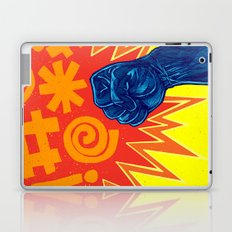 Superheroes SF Laptop & iPad Skin