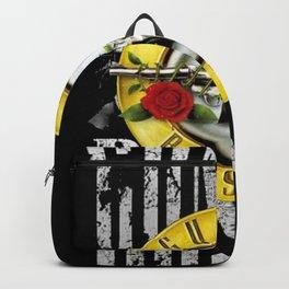 guns n roses album 2020 ansel2 Backpack