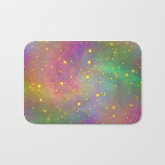 Love You To Infinity And Back Bath Mat