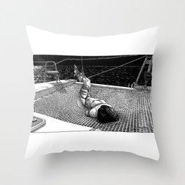 asc 684 - La route du large (The unbound) Throw Pillow