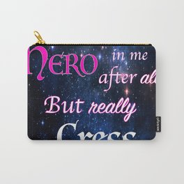 You Are A Hero Thorne Carry-All Pouch
