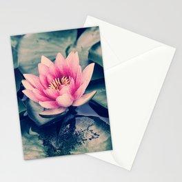 Dreamy Waterlily Stationery Cards