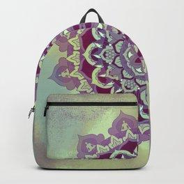 Hipnotic Mandala Design Backpack