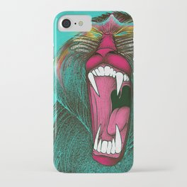 The Ultimate Baboon iPhone Case