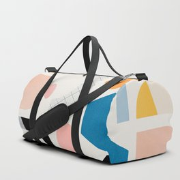 Abstraction_Shapes Duffle Bag
