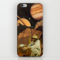 tequila iPhone & iPod Skins featuring Tequila Sunrise by Peter Campbell
