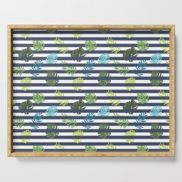 Tropical jungle Serving Tray