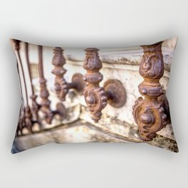 St Tropez Iron Balustrade Rectangular Pillow