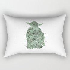 Yoda Star . Wars Rectangular Pillow