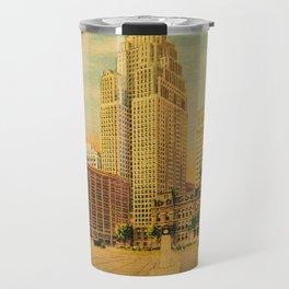 Detroit Dreams II Travel Mug
