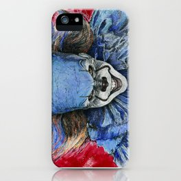 It: Penny Wise iPhone Case