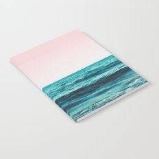 Ocean Love #society6 #oceanprints #buyart Notebook