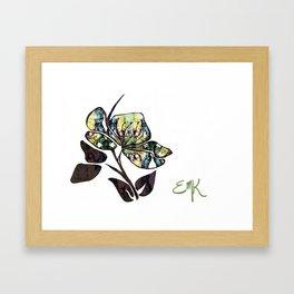 emk design #292 Framed Art Print