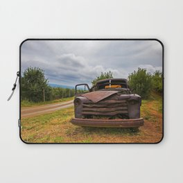 Old Chevy Truck Laptop Sleeve