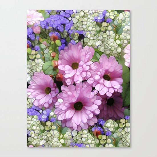 Bloombling Canvas Print
