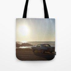 Ocean Drive Tote Bag