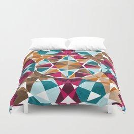 Moroccan Mosaic Duvet Cover