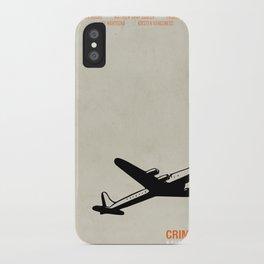 CRIMINAL MINDS - MINIMAL iPhone Case
