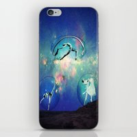 ballet iPhone & iPod Skins featuring Ballet by Cs025