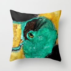 Get up or die tryin Throw Pillow