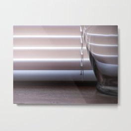 Blinds #1 Metal Print