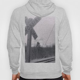 Rail Road Crossing Hoody