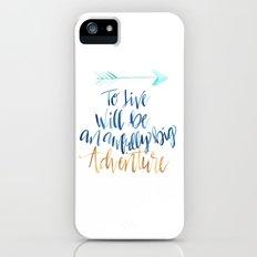 Peter Pan Life iPhone (5, 5s) Slim Case